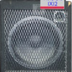 1X12 guitar speaker impulse response files (R) tribute to 1995 Pre-Fender® SWR® Workingman's 12 Combo™ 1 X 12 plus tweeter Guitar Amp Cabinet, which included the original 1X12 Celestion® K12T-200™ proprietary speaker and SWR® tweeter.